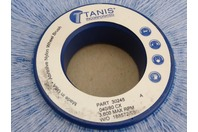 Tanis  Abrasive Nylon Wheel Brush  3600 Max RPM , Part 30245 A