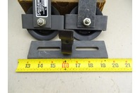 Saginaw  Air Hose & Cable Trolley  , No.8888