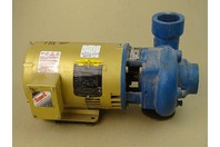 Goulds 1-1/2HP Centrifugal Pump, 2 x 2-5 Volts 230/460 RPM 3491, Model 3657
