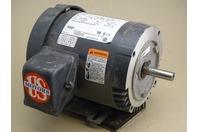 US Motors  3/4 HP Electric Motor, 1750 rpm, 56C 208-230/460v, F012
