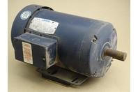 Leeson  2HP Electric Motor, 1740rpm, J145T 208-230/460v, C145T17FB60B