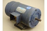 Leeson  1/2HP Electric Motor, 1725rpm, D56CFC 208-230/460v, C6T17NK2G
