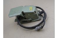 E-Ten  Foot Switch  110V-5A , SFM-1