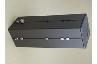 SETA Light Post, 4 Fixture Square Tenon Adapter  , SETA2DB