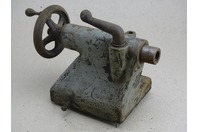 Vintage Metal Lathe Tail Stock with Morse Taper , Vin