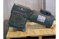 Reliance Electric  2HP Gear Motor, 230/440 3-PH, Dodge Tigear , IEEE45USCG