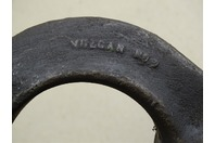 "Vulcan  Bent Tail Lathe Dog  2 1/2"", No. 9"
