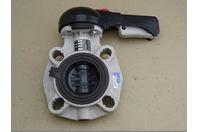 FIP  Butterfly Valve  PVC, EPDM, INOX 10, D75- 2/12 DN 65