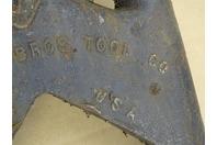 Armstrong Bros Tool Co. Vintage Lathe , Dog