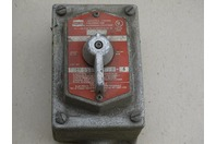 Crouse-Hinds Explosion Proof Switch Operator , EFS11273