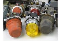 Assortment  Allen Bradley  , Switches , Buttons, Contactors