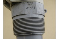 "Metek Drexel Brook  Ultrasonic Transmitter  2"" NPT , US-11"
