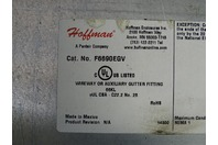 Hoffman  Wireway or Auxiliary Gutter Fitting  , F6690EGV