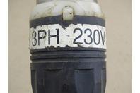 Leviton  50A  3PH, 230V, Locking