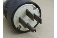 Hubbell  Industrial Electrical Plug  125/250V-, Nema 14-50P
