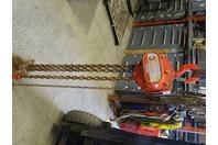 Coffing  3-TON Chain Hoist, Manual Chain Fall Model, LHH