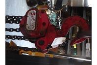 Milwaukee  5-TON Chain Hoist, Manual Chain Fall Cat No., 9528