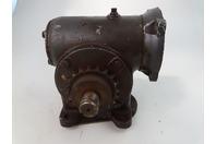 Morse  30:1 Gearbox  H.P 1.37, RPM :1750 , 25GCT L 56C