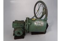 Leeson  Gear Motor RPM-1725 , 60Hz, 3PH , C4T17DC2F