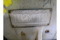 Dodge Maxum Gearbox, Concetric Speed Reducer, 17:1