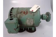 Baldor  5HP Electric Motor 208/220/440v 3450 rpm , 6-2278-729