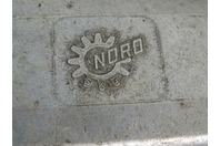 Nord Gearmotor,  15:1 110 RPM 230/460V, , 800 L/4CUS GRE20.HL RG