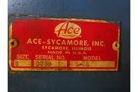 Ace-Sycamore Inc  Fume Extractor  , A-70