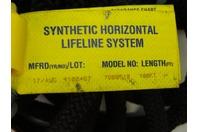 DBI Sala  Synthetic Horizontal Lifeline System 100' , 7600510
