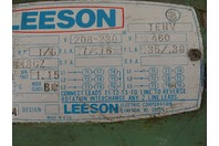 Leeson  Motor   60/50HZ, 3PH, 208-230V, C4T34NC7C