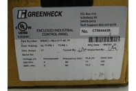 GreenHeck  Motor Starter Advanced Control with Smart Start  , MSAC1-18/J-G17-40