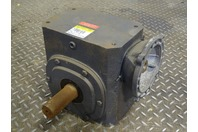 Dayton  60:1 Speed Reducer Gearbox 1HP , 4Z015
