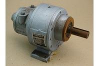 Gast  Air Gear Motor - 1.25 hp, Free Speed 200 rpm, 57.5 cfm , 4AM-RV-75-G25