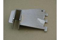 (17) Merchandising Display Chrome Blade Bracket  , CR3-SC