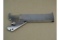 (10) Merchandising Display Chrome Rectangular Tubing  , Style#B 120 06