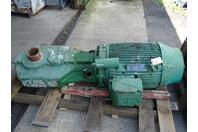 WEG 37kW Electric Motor, Stiebel Gearbox , K370 080 100S1A00S61
