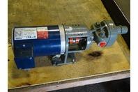 Flow Serve 3GA Gear Pump,  2HP Motor 230/460v, 3GAFM1D0
