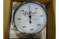Dillon Dynamometer Hanging Scale , 8,000 LB.