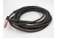 Weldcraft Air-Cooled Tig Torch, Hose and Valve , N/P-17F