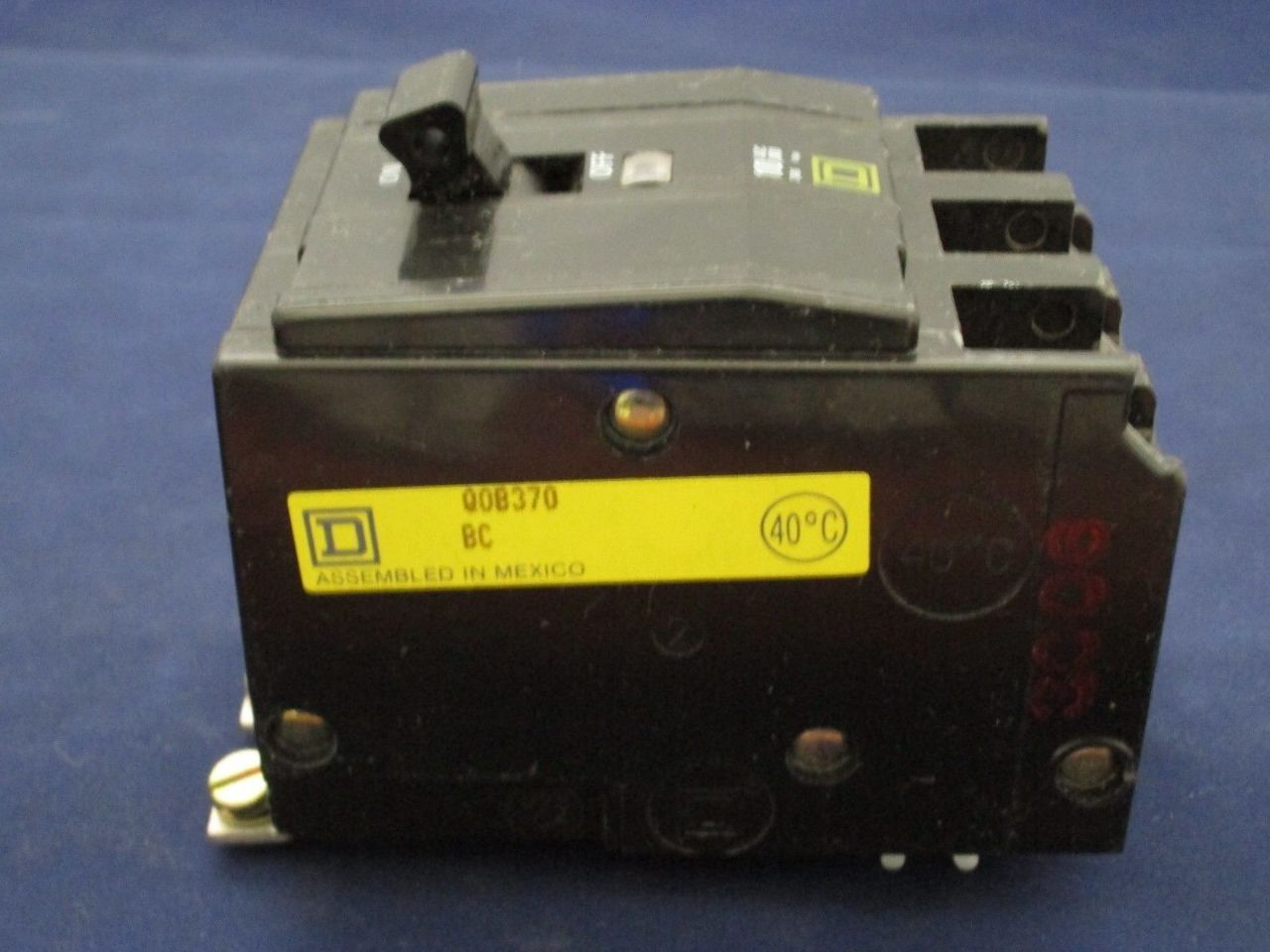Square D QOB370 70 Amps Circuit Breaker