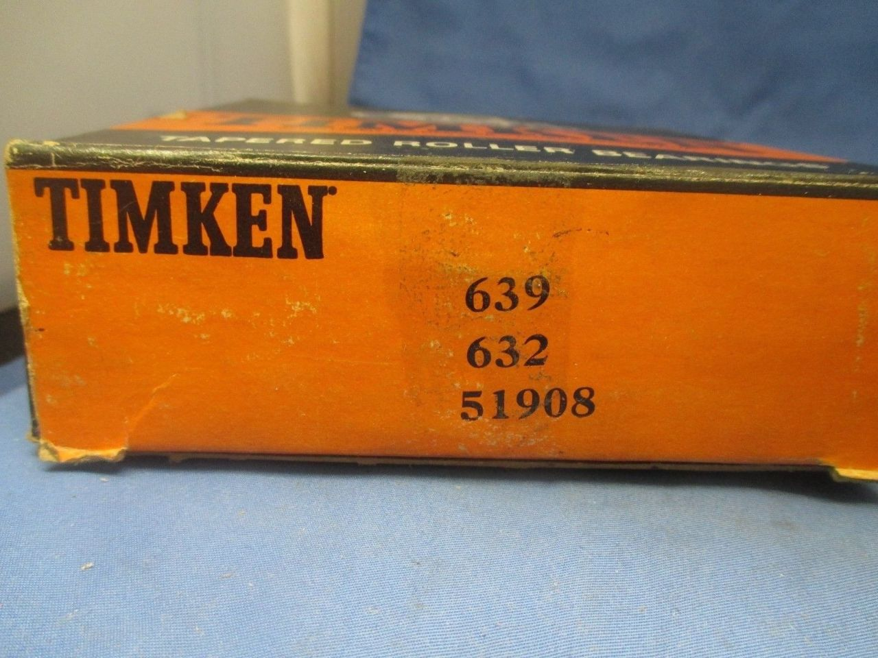 Timken 639 Tapered Roller Bearing Cone  NEW IN BOX
