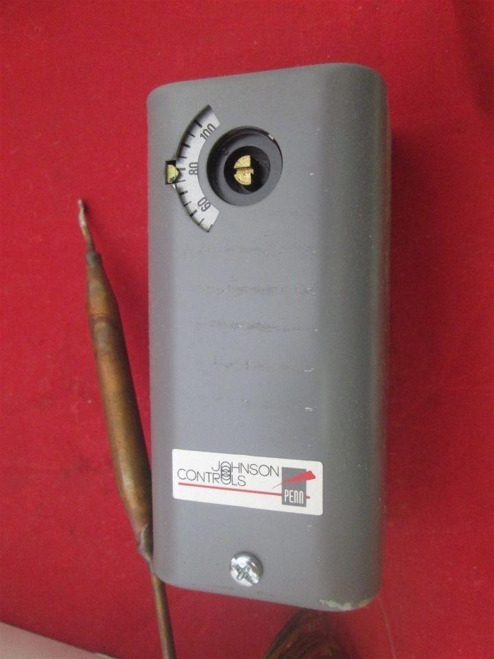 Johnson Controls A19ACA-14 Temperature Control