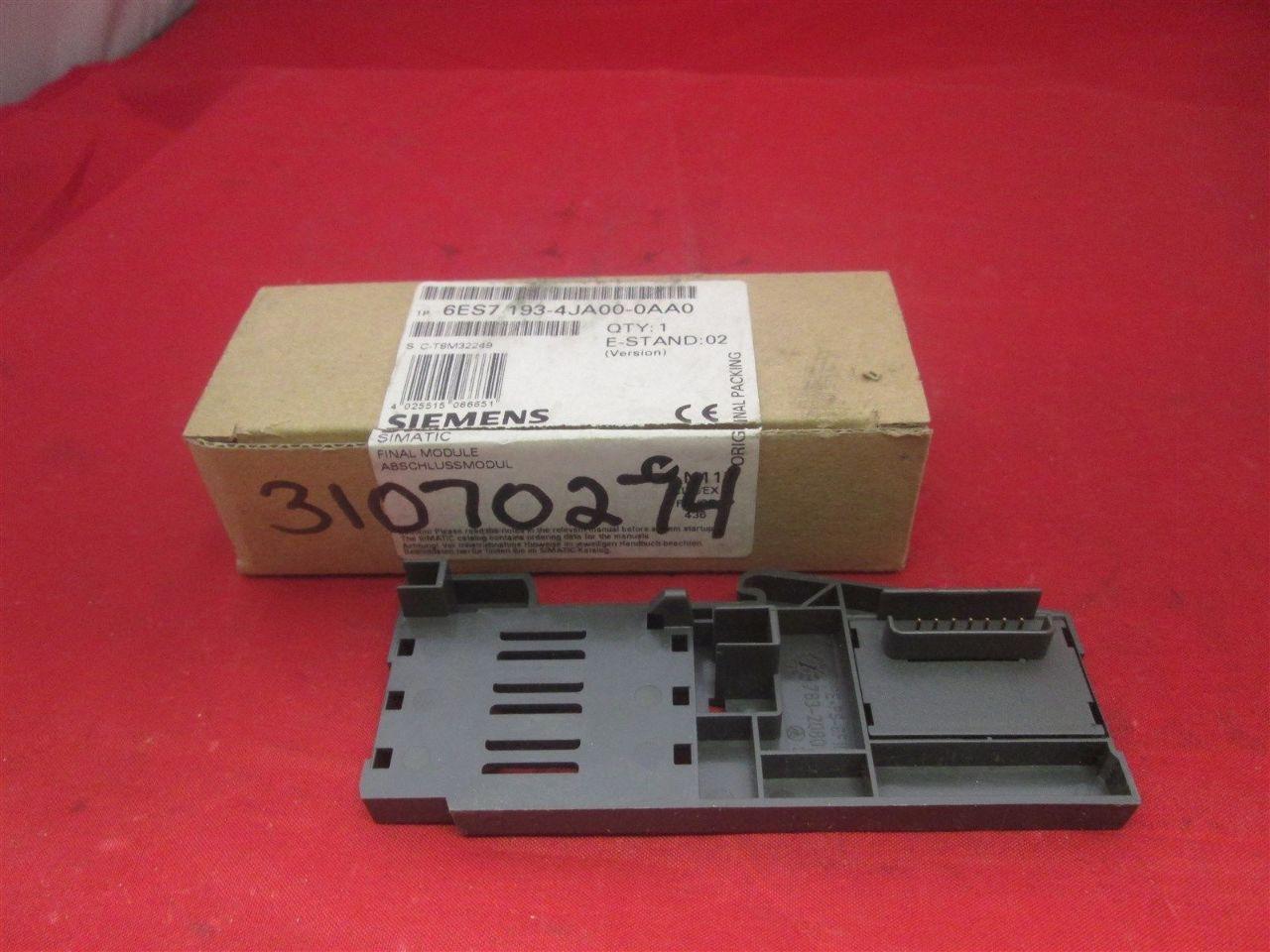 Siemens 6ES7193-4JA00-0AA0 Abschlussmodul