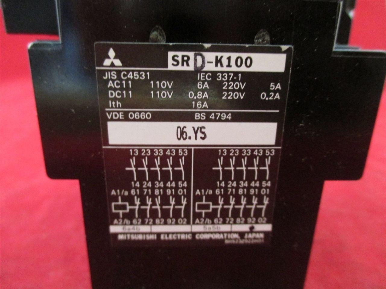 Mitsubishi Contactor Srd