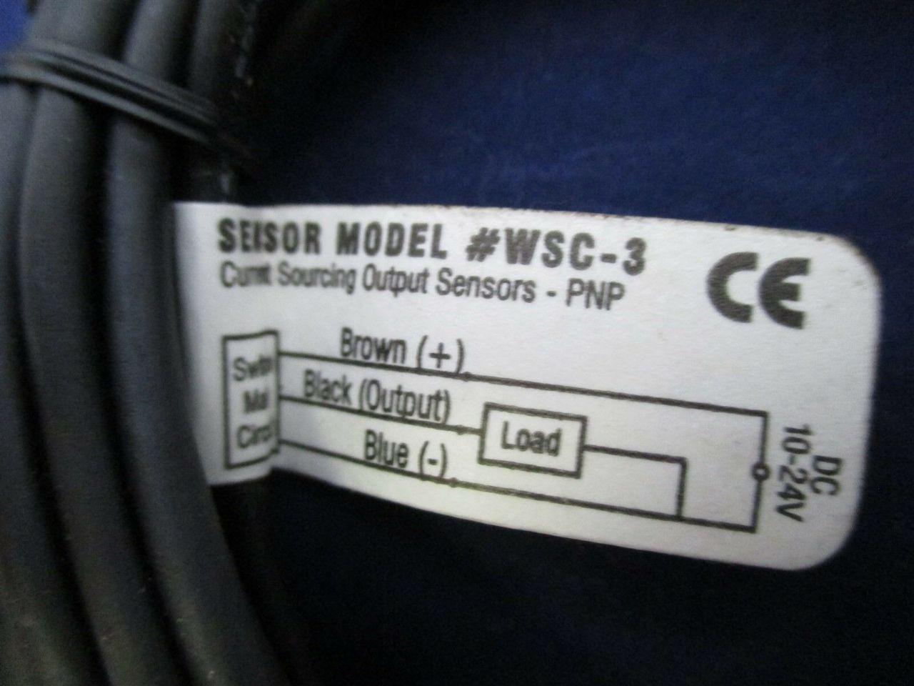 Compact Wsc 3 Sensor Process Industrial Surplus Corp