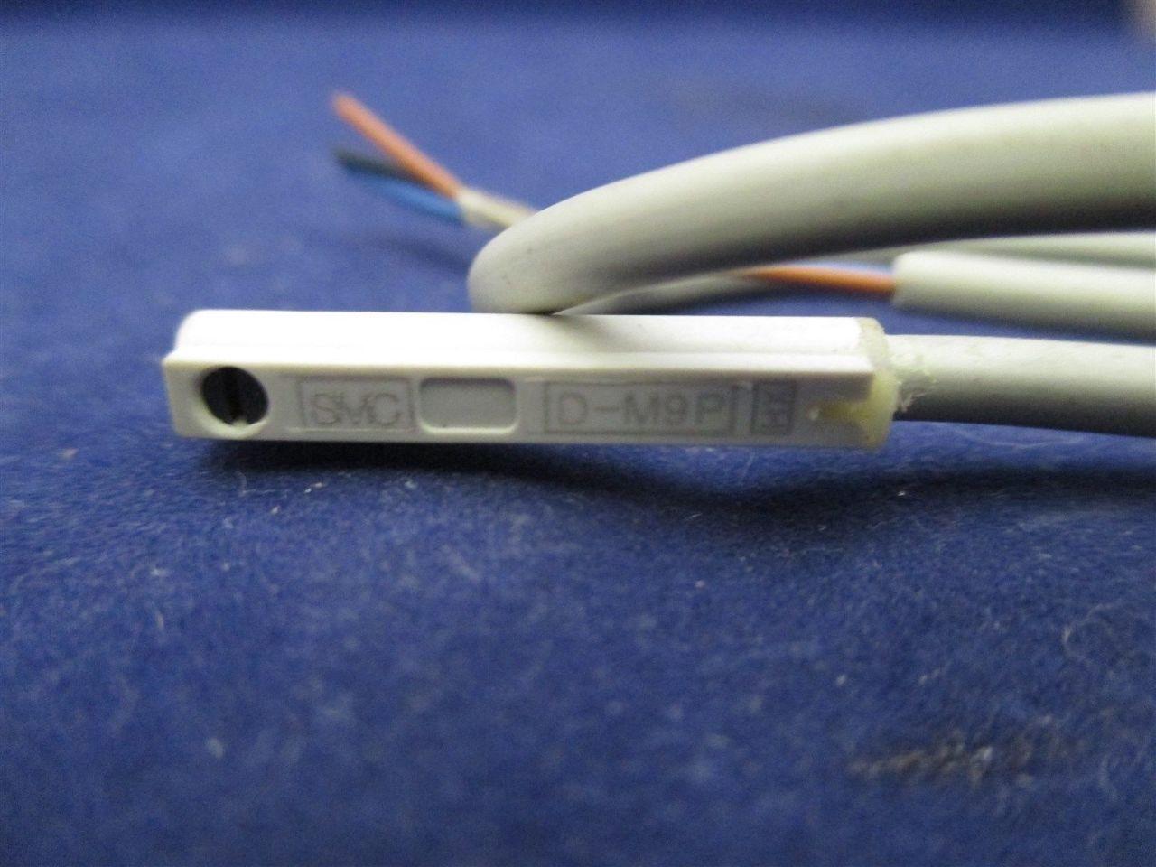 Smc D M9p Reed Switch Process Industrial Surplus