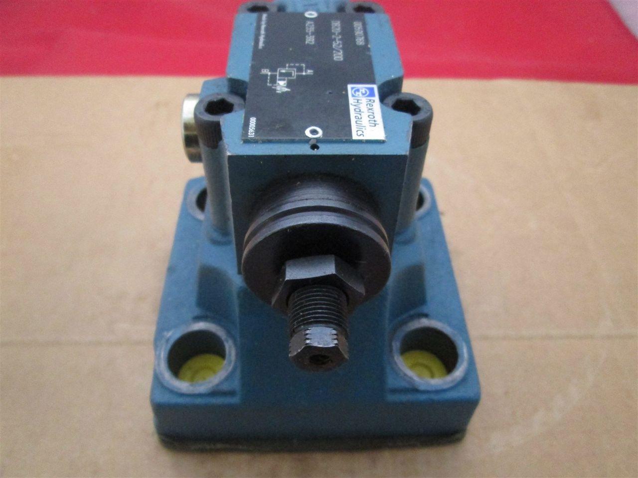 Rexroth Db20 200 Pressure Relief Valve Hydraulic