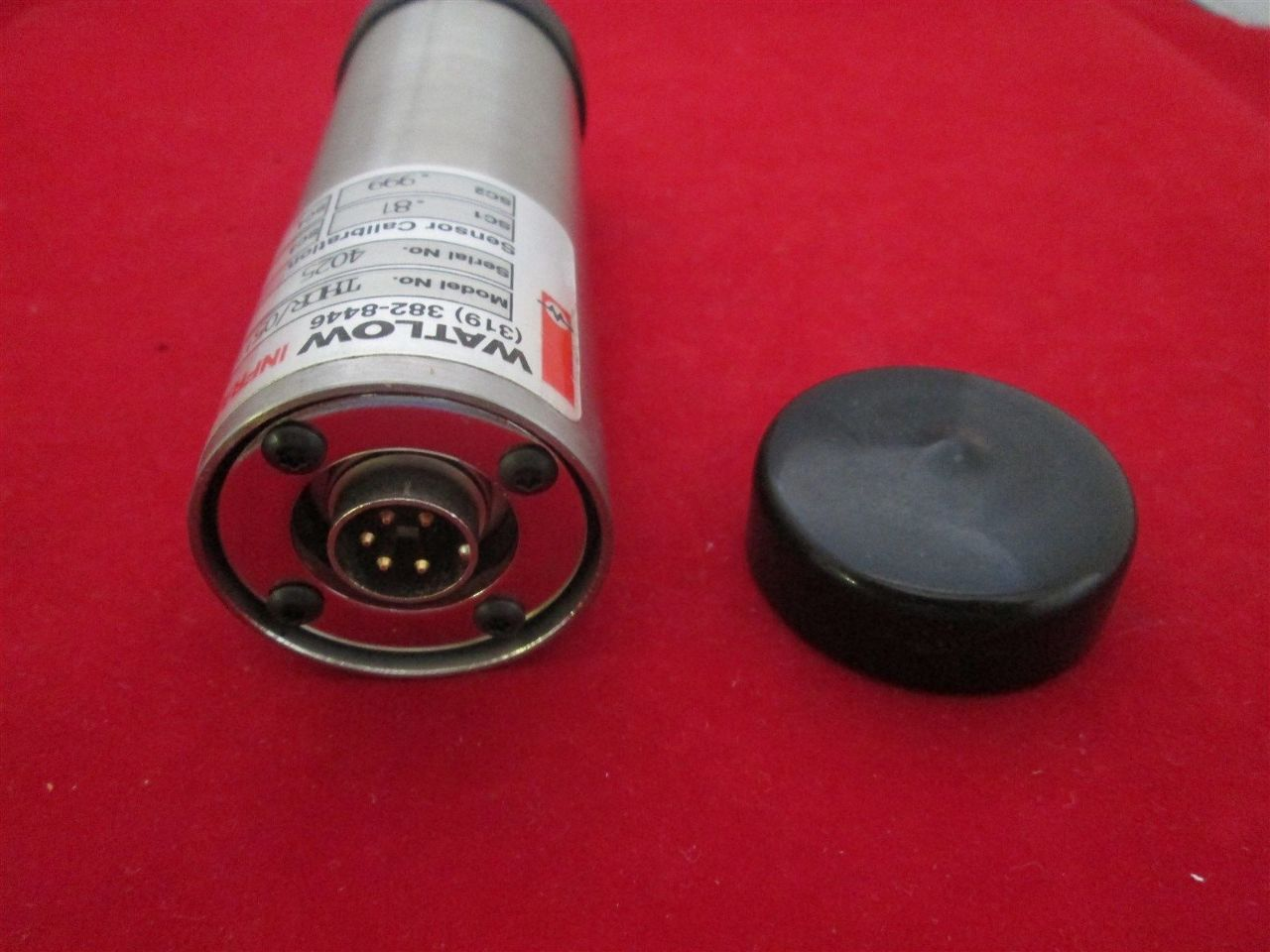 Watlow Thdr 0511 A000 Infrared Sensor Process Industrial