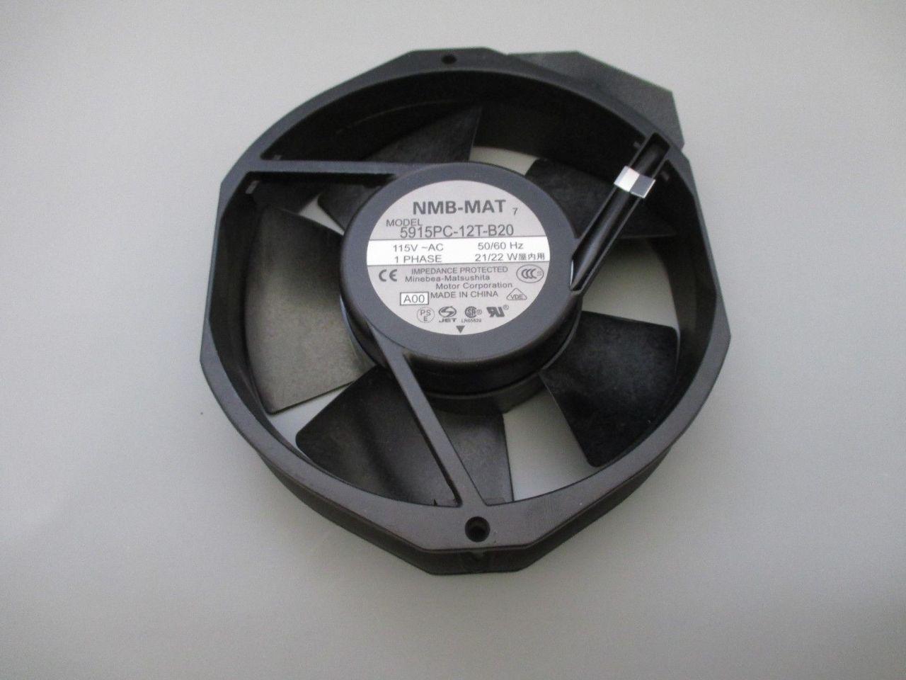 Nmb 5915pc 12t B20 Ac Fan Process Industrial Surplus