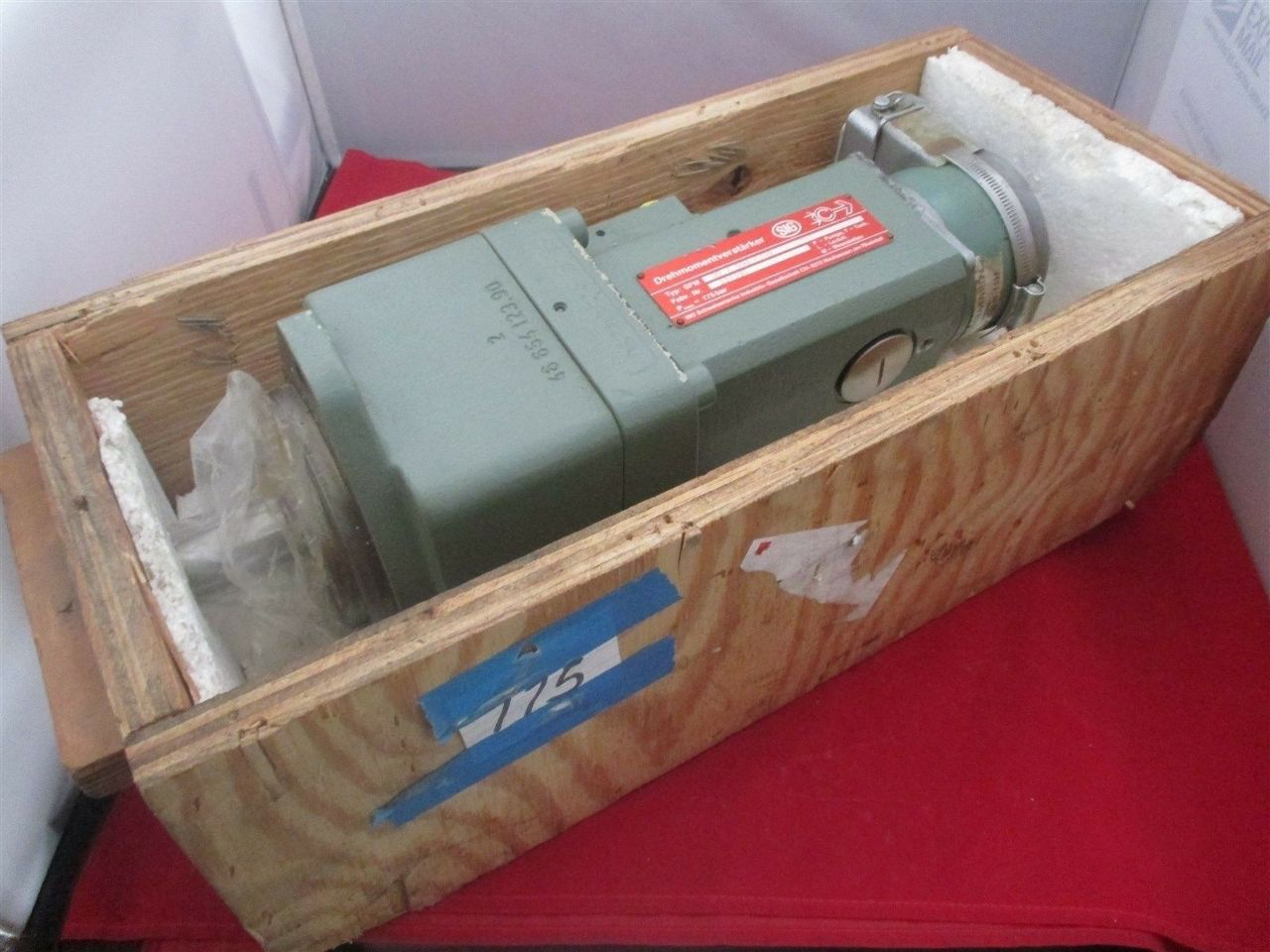 Sig Sfm 35  508 F 09 Torque Amplifier