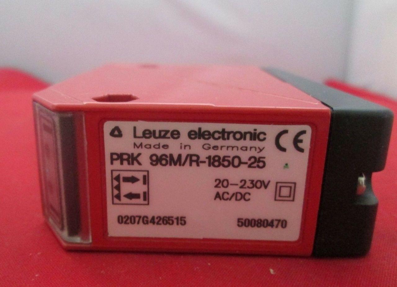 PRK96M//R-1850-25 New Leuze Photo Electric Sensor